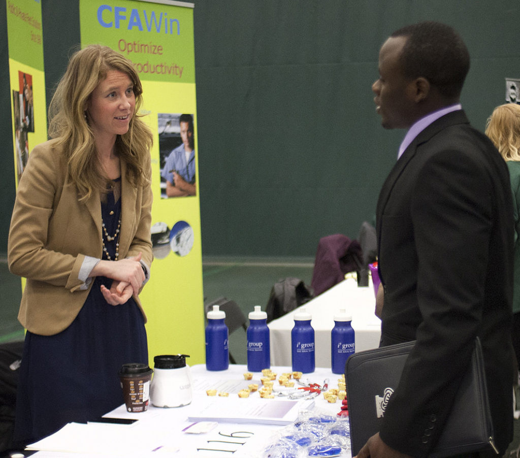 College of DuPage Hosts Career Fair 2015 3 by COD Newsroom, used under a CC-BY-SA 2.0 license